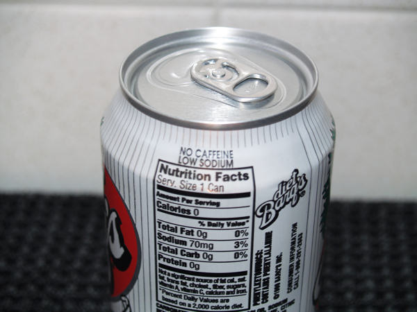 Is Barq's Root Beer caffeine-free?